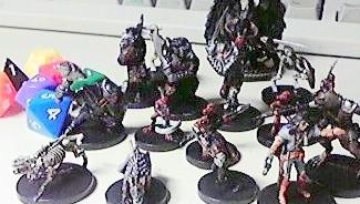D&D Miniatures Omake